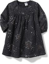 Old Navy Star-Printed Dress for Baby