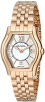 Escada Women's IWW-E3705043 Grace Analog Display Swiss Quartz Rose Gold-Tone Watch