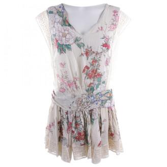 Zimmermann Multicolour Cotton Dresses