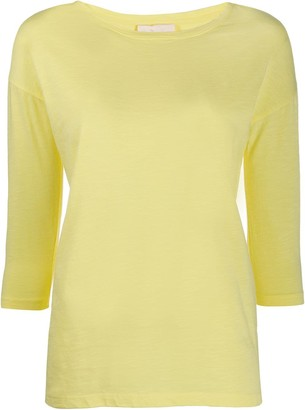 Semi-Couture Semicouture Faustine 3/4 sleeves top