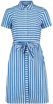 Betty Barclay Striped Shirt Dress