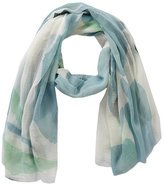 Vince Camuto Water Blooms Scarf