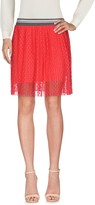 GUESS Knee length skirts - Item 35317143