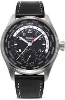 Alpina Startimer Pilot Worldtimer Watch, 44mm