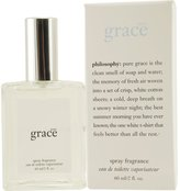 philosophy Pure Grace for Women-2-Ounce EDT Spray