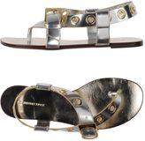 L'Autre Chose Thong sandals