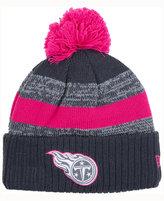 New Era Tennessee Titans BCA Sport Knit Hat