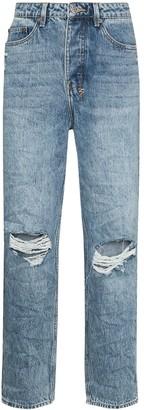 Ksubi Bullet Vibez stonewashed loose-fit jeans