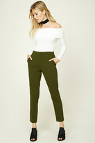 Forever 21 Contemporary Woven Trousers