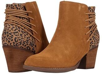 Skechers Homestead - Animal Wrapped (Chestnut) Women's Boots