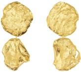 Deborah Blyth Gold Aphrodite Earrings