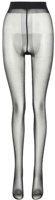 Valentino Crystal-embellished tights