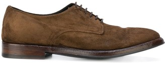 Alberto Fasciani Lace-Up Derby Shoes