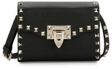 Valentino Small Rockstud Flap Shoulder Bag