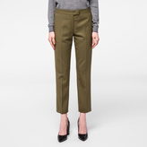 Womens Olive Green Pants - ShopStyle