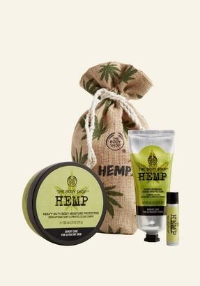 The Body Shop Hemp Expert Moisture Pouch