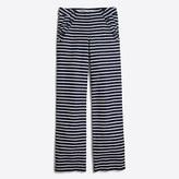 J.Crew Factory Striped sailor pant