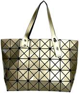 Leather Country Geometric Modern Tote