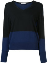 ASTRAET colour block pull over
