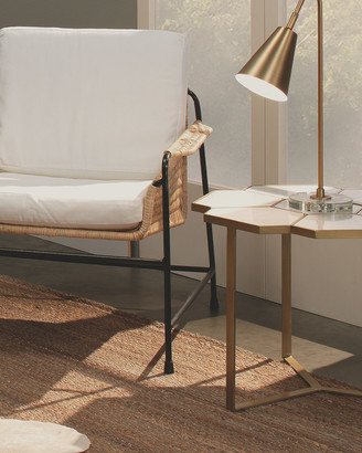 Jamie Young Honeycomb Side Table
