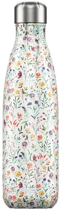 Chilly's Floral Meadow Reusable Bottle 500ml