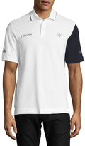 Z Zegna Maserati Graphic Polo Shirt