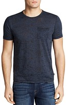 Star Usa John Varvatos John Varvatos Usa Short Sleeve Burnout Tee