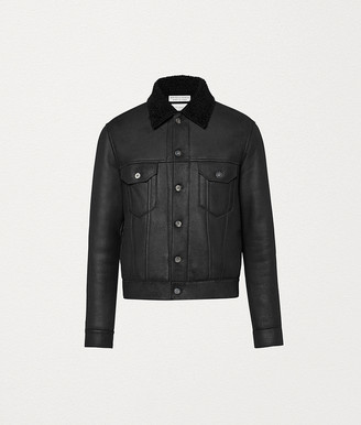 Bottega Veneta JACKET IN SHEARLING
