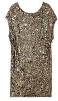 Ring Sequin Tunic