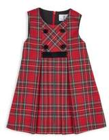 Florence Eiseman Baby's Plaid Sleeveless Dress