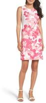 Eliza J Women's Print Shift Dress