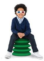ErgoErgo ErgoErgo Child's Novelty Chair