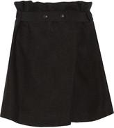 Isabel Marant Inko linen-blend mini skirt