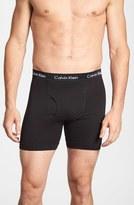 Calvin Klein Men's 3-Pack Boxer Briefs