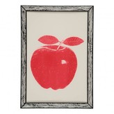 Sale - Apple Poster 29.7 x 42cm - The prints by Marke Newton