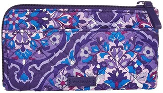 Vera Bradley Iconic RFID Ultimate Card Case