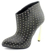 Boutique 9 Faustine Pointed Toe Leather Ankle Boot.