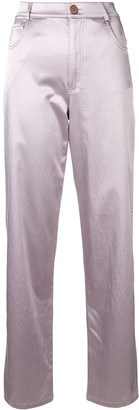 See by Chloe Straight Leg Trousers