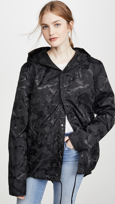 Alpha Industries Camo Fishtail Jacket