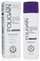 FOLIGAIN Stimulating Conditioner For Thinning Hair For Women with 2% Trioxidil (8oz)