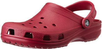 Crocs Classic Unisex Clog Burgundy 8 UK Men/ 9 UK Women