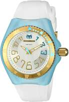 Technomarine Women's TM-115227 Cruise Original Analog Display Japanese Quartz White Watch