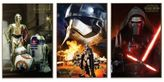 Star Wars Star WarsTM Episode VII Wall Décor Plaques