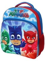 "Pj Masks Time To Be A Hero 14"" Kids Backpack"