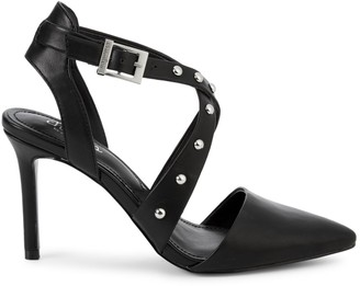 Charles by Charles David Vladimir Studded Slingback High Heels