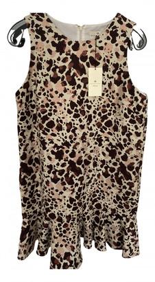 Essentiel Antwerp Burgundy Polyester Dresses