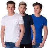 Kangol Designer Zander Short Sleeve Pullover Crew Neck T Shirt Top S M L Xl Xxl