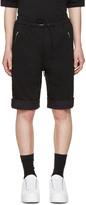 3.1 Phillip Lim Black Cotton Shorts