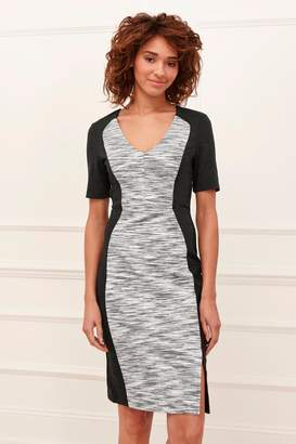 Great Plains Flicker Jersey Pencil Dress