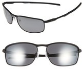Oakley Men's 'Conductor 8(TM)' 60Mm Polarized Sunglasses - Black